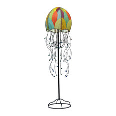 Jellyfish Floor Lamp, Multi