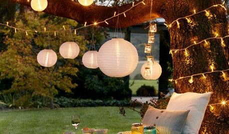 Vilken sorts belysning passar i din trädgård?