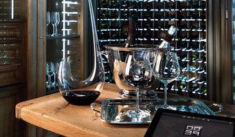 Interactive Wine Cellar