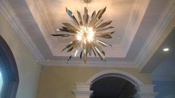 Designer Chandeliers and Light Fixtures