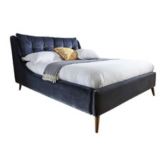Barton Panel Bed, Double