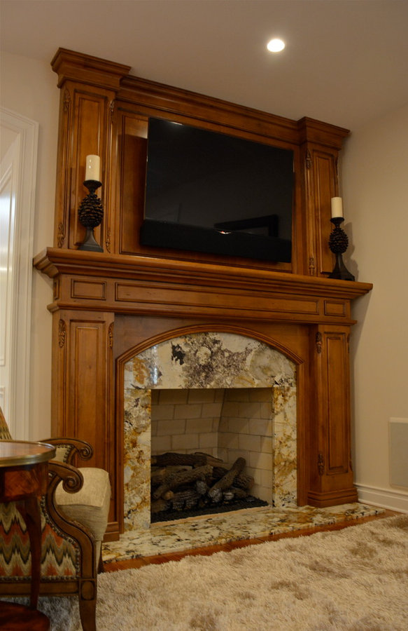 Fireplace Mantles/Surrounds
