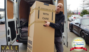 February-March House Removals Cardiff