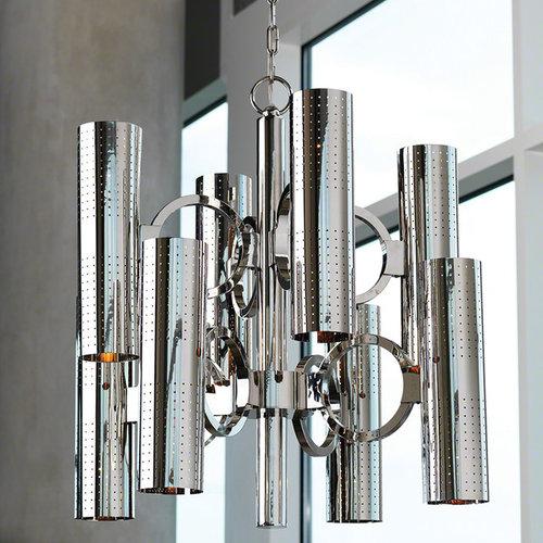 Luxe Lighting: Chandeliers, Pendants & Sconces - Chandeliers