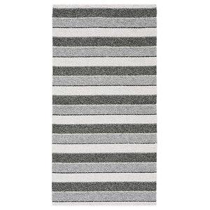 Tyra Grey Vinyl Floor Cloth, 70x300 cm