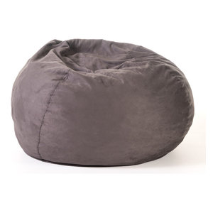 Pleasing 096 Baseball Matte Bean Bag Contemporary Bean Bag Chairs Ncnpc Chair Design For Home Ncnpcorg