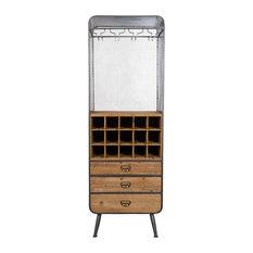 Dutchbone Vino French Style Wine Cabinet