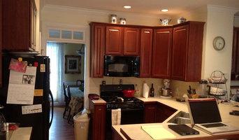 fuquay kitchen remodel