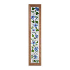 Silver Creek Morning Glory Trellis Panel