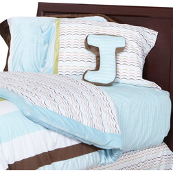Spectacular Contemporary Kids Bedding by One Grace Place