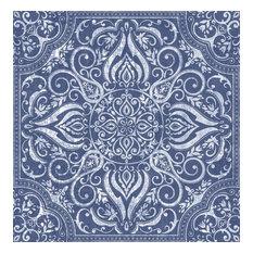 Souk Tiled Wallpaper, Bazaar