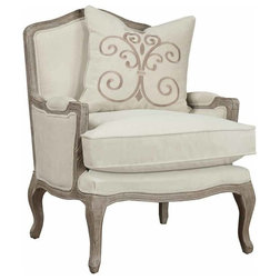 Traditional Armchairs And Accent Chairs by Emerald Home
