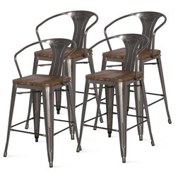 Industrial Bar Stools And Counter Stools by New Pacific Direct Inc.