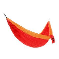 "Hang Ten Nylon Parachute Hammock, ""Blazing Sun For Hang Ten"", Double"