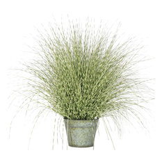 Foliages - Artificial Zebra Grass, Large - Artificial Plants and Trees