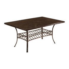 Hillsdale Furniture   Brescello Rectangle Dining Table   Dining Tables