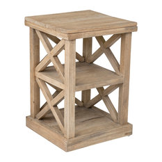 Madeline Rustic End Table