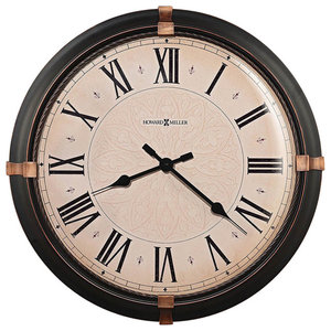 Howard Miller Atwater Wall Clock
