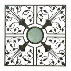 Gardman Moorish Mirror Antique Metal Wall Art