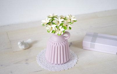 DIY : Un bouquet de fleurs « éternelles » pour la fête des Mères
