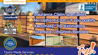 Fencing Contractor in Semmes Alabama 2966