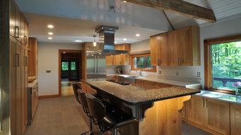 Storybook Kitchen Renovation