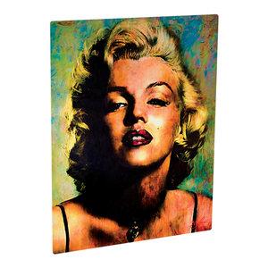 The Thinker Marilyn Monroe Print Midcentury Prints