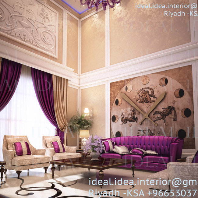 Hisham mekkawi riyadh saudi arabia architects for Interior design companies in riyadh