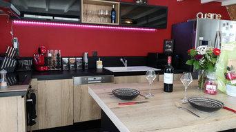Conception et aménagement d'une cuisine