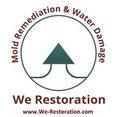 We Restoration LLC - Mold Remediation & Water Dama's profile photo