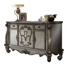 ACME Versailles Dresser In Antique Platinum