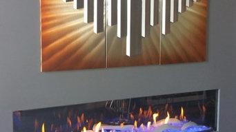 Encino Fireplace Showroom