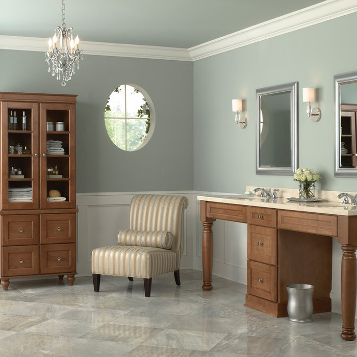 Mid-Continent Cabinetry Design Ideas