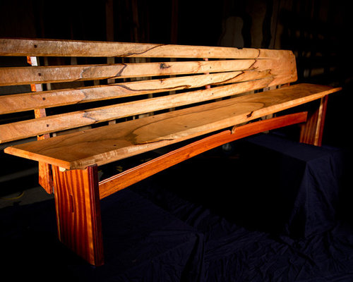 Mango Entry Bench - Indoor Benches