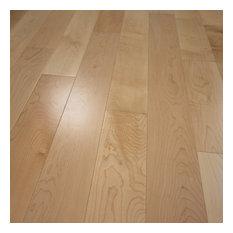 Maple Prefinished Engineered Wood Flooring, 4mm, Sample