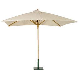 Contemporary Outdoor Umbrellas by Westminster Teak