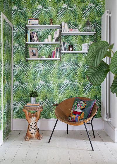Eklektisch  by Emilie Fournet Interiors