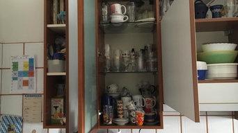Decluttering e riorganizzazione spazi cucina