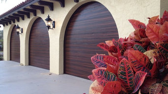 Beautiful Wood Grain Doors