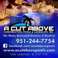 A Cut Above Construction Pools & Landscape Inc's profile photo