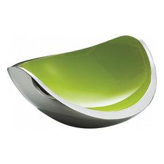 Bugatti Ninnananna Centrepiece and Fruit Bowl, Green
