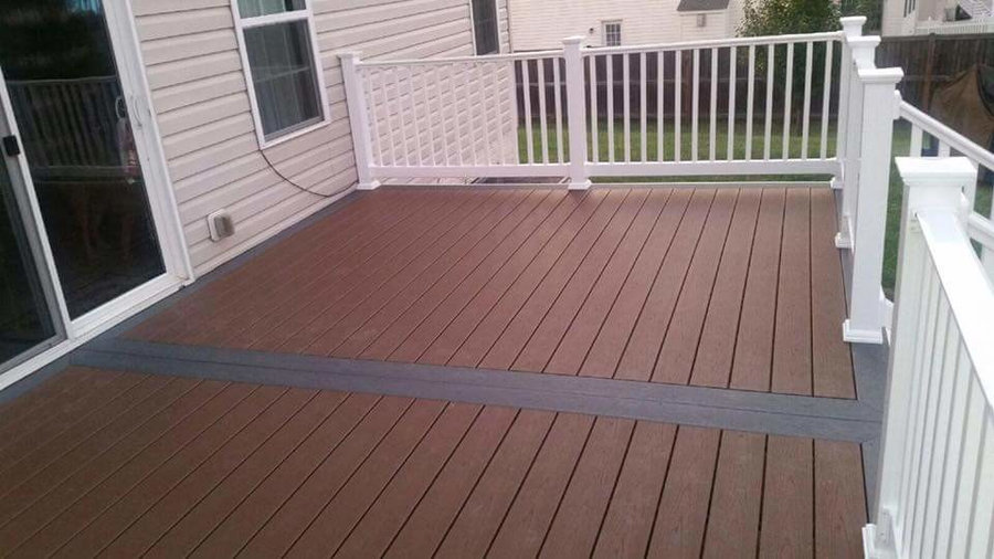 New Deck Composite Decking Hanover Pa Miracle