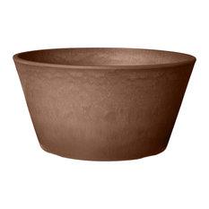 Sleek Bulb Pan, Chocolate