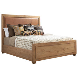 Transitional Panel Beds by Lexington Home Brands