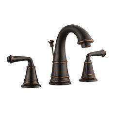 1st Avenue   Compton Lavatory Faucet, Oil Rubbed Bronze   Bathroom Sink  Faucets