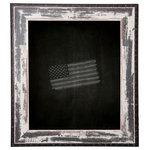 American Made Rayne Rustic Seaside Blackboard Chalkboard 18x30