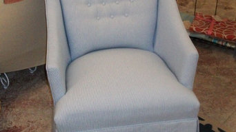upholstery job