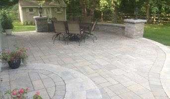 Lincroft patio