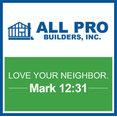 All Pro Builders Inc.'s profile photo