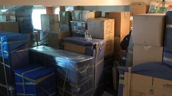 Pack And Preparation Of Clients Home